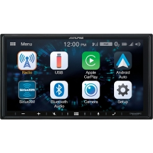 Alpine ILX-W650BT Apple CarPlay Android Auto Multimedya Sistemi