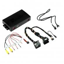 BMW 1 3 5 6 7 X1 X3 X5 Serisi için Geri ile Ön Görüş Kamerası ve HDMI Video Arayüzü interface