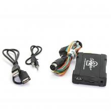 Connects2 Hyundai Kia Orjinal Teyp için USB SD AUX-iN Aparatı