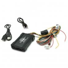 Connects2 Nissan Orjinal Teyp için USB SD AUX-iN Aparatı