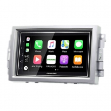 Grundig Chrysler 300C Jeep Grand Cherokee CarPlay AndroidAuto Multimedya Sistemi