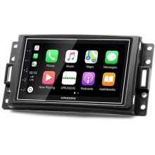 Grundig Hummer H3 CarPlay AndroidAuto Multimedya Sistemi