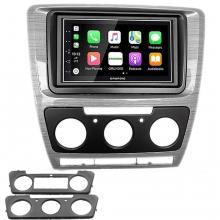 Grundig Skoda Octavia CarPlay AndroidAuto Multimedya Sistemi