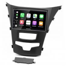 Grundig Ssangyong Actyon Korando CarPlay AndroidAuto Multimedya Sistemi