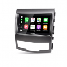 Grundig Ssangyong Korando CarPlay AndroidAuto Multimedya Sistemi
