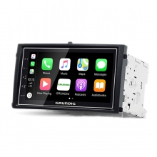 Grundig Ssangyong Rexton CarPlay AndroidAuto Multimedya Sistemi