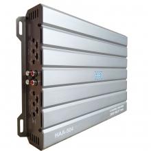 HEI HAA-504 4 Kanal 3000 Watt Oto Amfi Amplifikatör