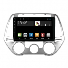 Hyundai i20 Analog Klima 9 inç Android Navigasyon ve Multimedya Sistemi