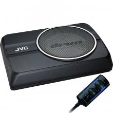 JVC CW-DRA8 Amfili 250 Watt 20 cm Oto Koltuk Altı Subwoofer Bass