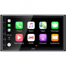 JVC KW-M741BT Multimedya Apple CarPlay Android Auto Bluetooth USB Radyo