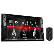 JVC KW-V230BTM Multimedya Double Oto Teyp DVD USB Bluetooth