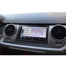 JVC Land Rover Discovery 3 Car Play AndroidAuto Multimedya Sistemi