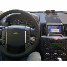 JVC Land Rover Frelander 2 Car Play AndroidAuto Multimedya Sistemi