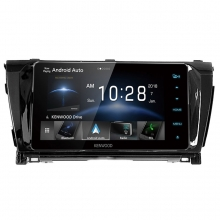 Kenwood DDX Toyota Corolla Apple CarPlay Android Auto Multimedya Sistemi