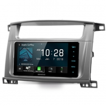Kenwood DDX Toyota Land Cruiser 100 Apple CarPlay Android Auto Multimedya Sistemi