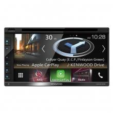 Kenwood DNX-5180SM Navigasyon CarPlay Android Auto Multimedya Sistemi