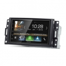 Kenwood Hummer H3 Corvette Carplay AndroidAuto Mirrorlink Multimedya Sistemi