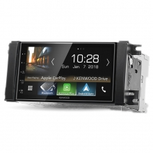 Kenwood Jeep Commander Compass Grand Cherokee Carplay AndroidAuto Mirrorlink Multimedya Sistemi