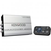 Kenwood KAC-M1824BT 4 Kanal 400 Watt Oto Amfi Amplifikatör