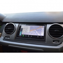 Kenwood Land Rover Discovery 3 CarPlay AndroidAuto Mirrorlink Multimedya Sistemi