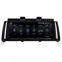 Mixtech BMW X3 F25 X4 F26 Android Navigasyon ve Multimedya Sistemi 8.8 inç