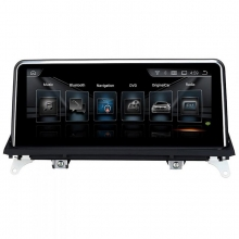 Mixtech BMW X5 E70 X6 E71 Android Navigasyon ve Multimedya Sistemi 10.25 inç