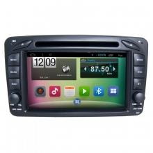 Mixtech C-Class W203 Vito Viano Android Navigasyon ve Multimedya Sistemi 7 inç