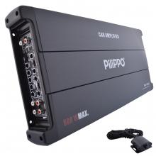 Pilippo PO-1080 5 Kanal 680 Watt Oto Anfi Amplifikatör