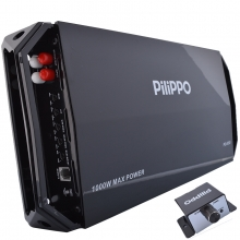 Pilippo PO-950 Mono 1000 Watt Oto Anfi Amplifikatör