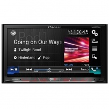 Pioneer AVH-X8800BT Multimedya Navigasyon CarPlay Android Auto Double DVD USB Oto Teyp