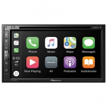 Pioneer AVH-Z5250BT Apple CarPlay AndroidAuto Multimedya Sistemi