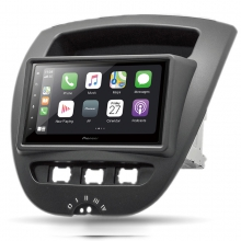 Pioneer CiTROEN C1 PEUGEOT 107 Apple CarPlay Android Auto Multimedya Sistemi 7 inç