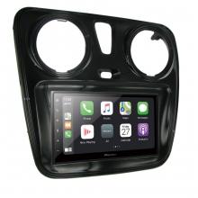 Pioneer Dacia Lodgy Dokker Apple CarPlay Android Auto Multimedya Sistemi 7 inç