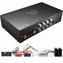 Pioneer DEQ-S1000A Honda Ses Sistemi Güçlendirme Seti
