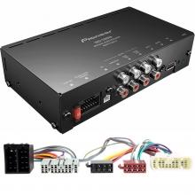 Pioneer DEQ-S1000A Isuzu D-Max Ses Sistemi Güçlendirme Seti