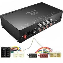 Pioneer DEQ-S1000A Subaru Ses Sistemi Güçlendirme Seti