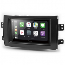 Pioneer Fiat Sedici Suzuki SX4 Apple CarPlay Android Auto Multimedya Sistemi 7 inç