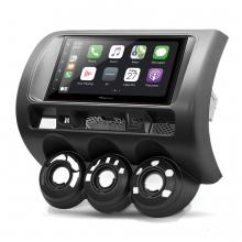 Pioneer Honda City Jazz Apple CarPlay Android Auto Multimedya Sistemi 7 inç