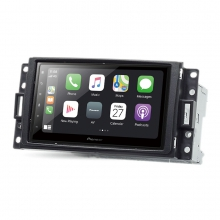 Pioneer Hummer H3 Apple CarPlay Android Auto Multimedya Sistemi