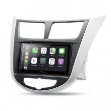 Pioneer Hyundai Blue Apple CarPlay Android Auto Multimedya Sistemi 7 inç
