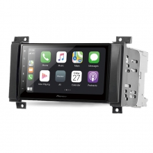 Pioneer Jeep Grand Cherokee Apple CarPlay Android Auto Multimedya Sistemi