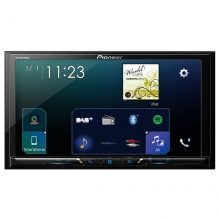 Pioneer SPH-DA230 Multimedya Apple CarPlay Android Auto MirrorLink Bluetooth USB Radyo