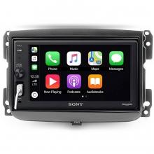 Sony Fiat 500L Apple CarPlay Multimedya Sistemi