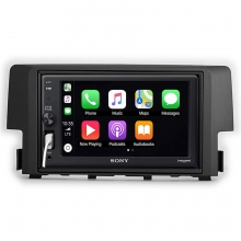 Sony HONDA Civic Apple CarPlay Multimedya Sistemi