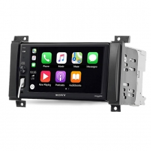 Sony Jeep Grand Cherokee Apple CarPlay Multimedya Sistemi