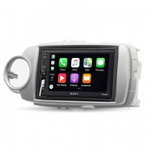 Sony Toyota Yaris Apple CarPlay Multimedya Sistemi