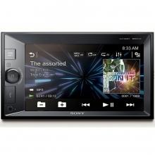 Sony XAV-W631BT 6.2 inç Multimedya Double Oto Teyp USB Bluetooth