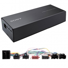 Sony XM-S400D Chevrolet Ses Sistemi Güçlendirme Seti