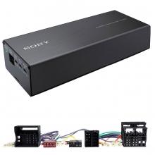 Sony XM-S400D Citroen Peugeot Ses Sistemi Güçlendirme Seti