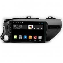 Toyota Hilux 10.1 inç Android Navigasyon ve Multimedya Sistemi